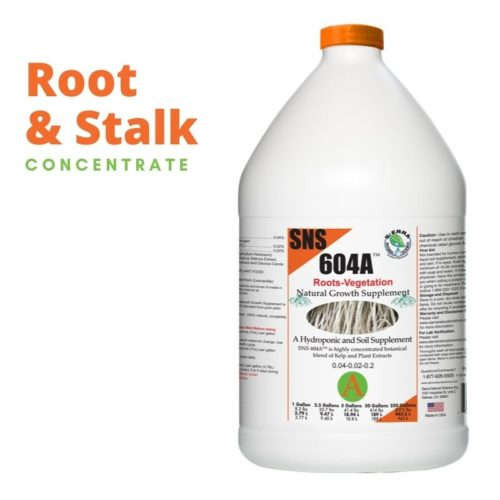 Sierra Natural Science SNS 604A Root and Stalk Fertilizer
